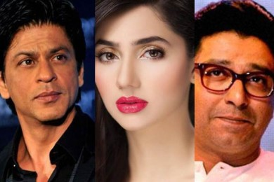 Mahira-the-artist-came-to-the-house-of-the-king-Shahrukh-Khan