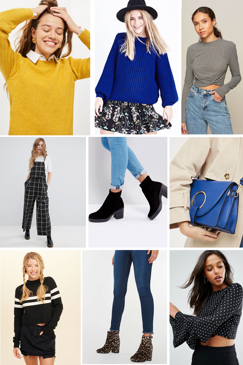 Winter Fashion Wishlist | Colours and Carousels - Scottish Lifestyle, Beauty and Fashion blog