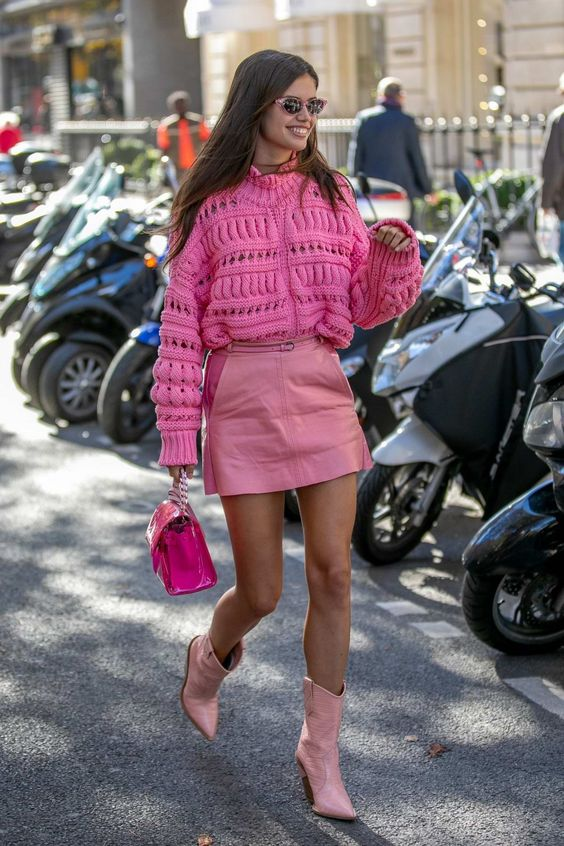 PINK FASHION TREND