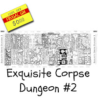 Free GM Resource: Exquisite Corpse Dungeon #2