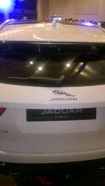 first jaguar suv in nigeria jaguar f pace