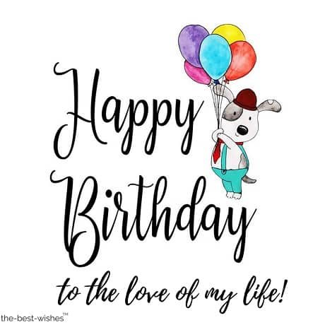 funny birthday wishes image for wife
