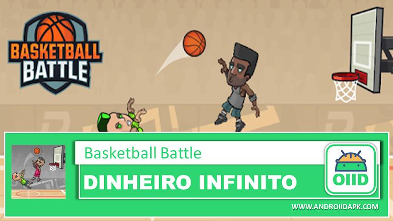 Basketball Battle v1.1.14 – APK MOD HACK – Dinheiro Infinito