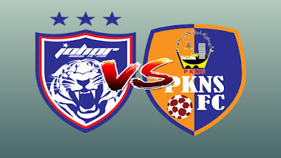 Live Streaming JDT FC vs PKNS FC Liga Super 20 April 2019
