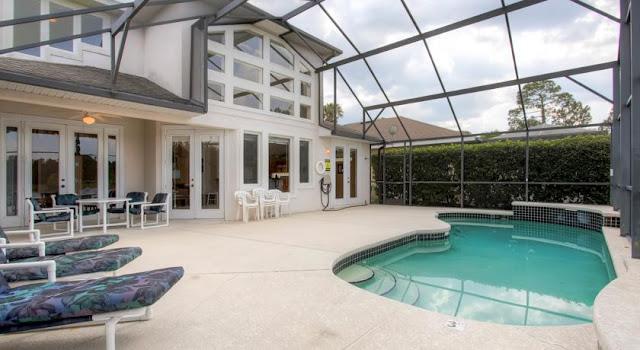 Orlando pool home rentals