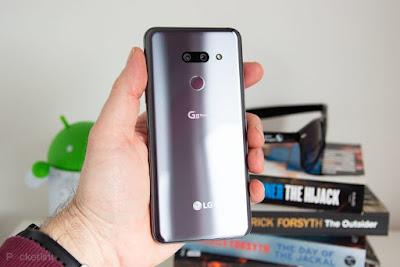 LG Resmi Rilis Varian Baru Ponsel Flagship G8 ThinQ