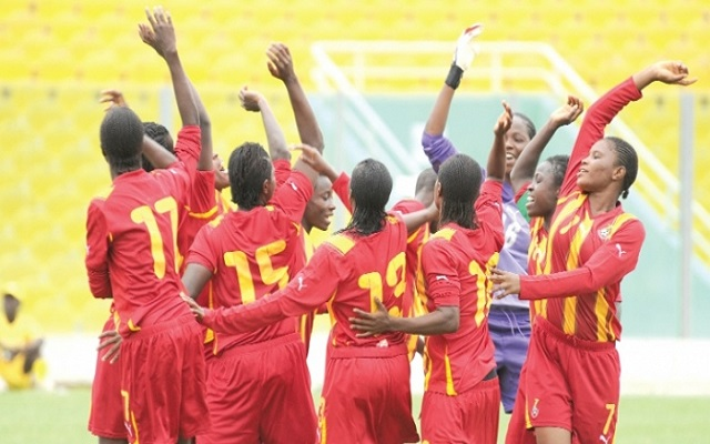 Queens thrash Tunisia 4-0 to qualify for AWC