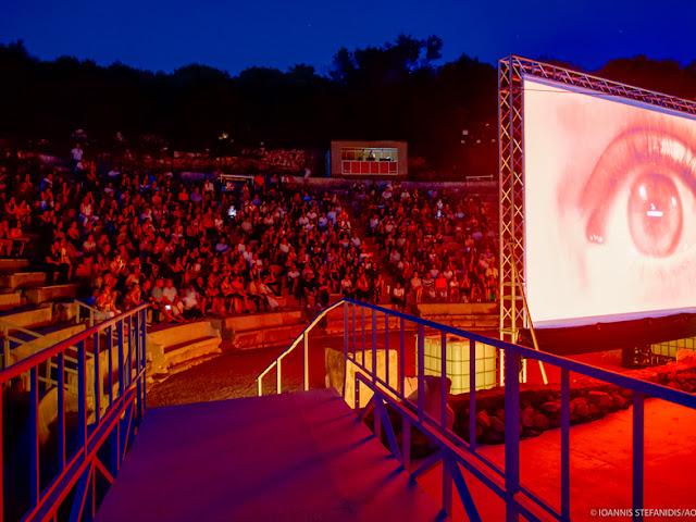 Τo Φεστιβάλ Θερινού Κινηματογράφου επέστρεψε στην μικρή Επίδαυρο