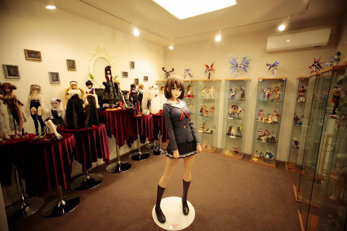 Ludzkich rozmiarów figura Megumi Katou z Saenai Heroine no Sodatekata