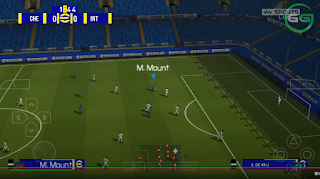 eFootball PES 2022 PPSSPP PS5 Graphics, PS5 Camera Mode 12th October