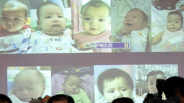 Bikin Geger! Pria Jepang Ini Pekerjakan Puluhan Wanita Thailand Sebagai 'Pabrik Bayi'