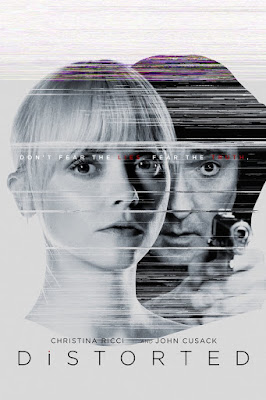 Distorted Poster