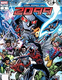 Read 2099 Alpha online