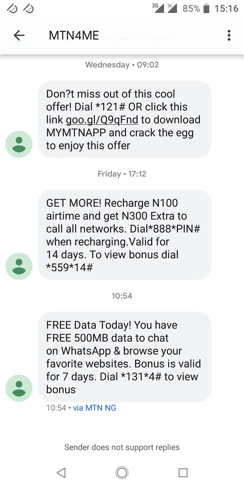 How to get free Mtn 500MB check for details | Naijakind Blog