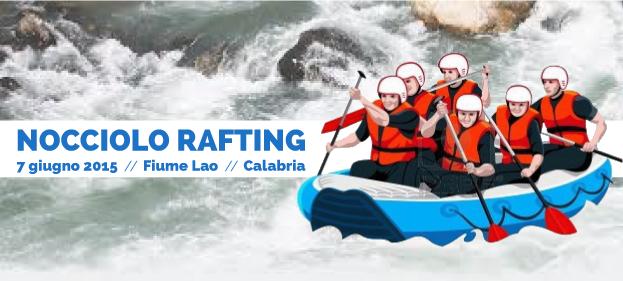 Nocciolo Rafting