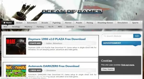 situs download game bajakan full crack