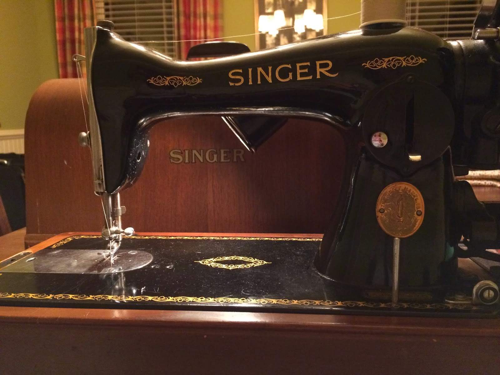 Butterfly Threads: Vintage Sewing Machine Survey
