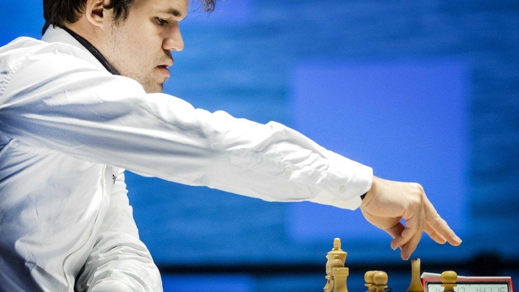 Magnus Carlsen a 30 ans, et est le numéro un mondial depuis qu'il a 19 ans. Photo © BelagImage