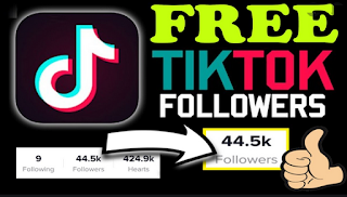 Tiktokmass com | Free 50,000 followers tiktok with Tiktokmass.com