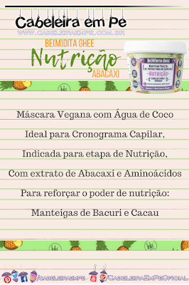 Bemdita Ghee - Manteiga Vegana Nutritiva de Abacaxi - Lola