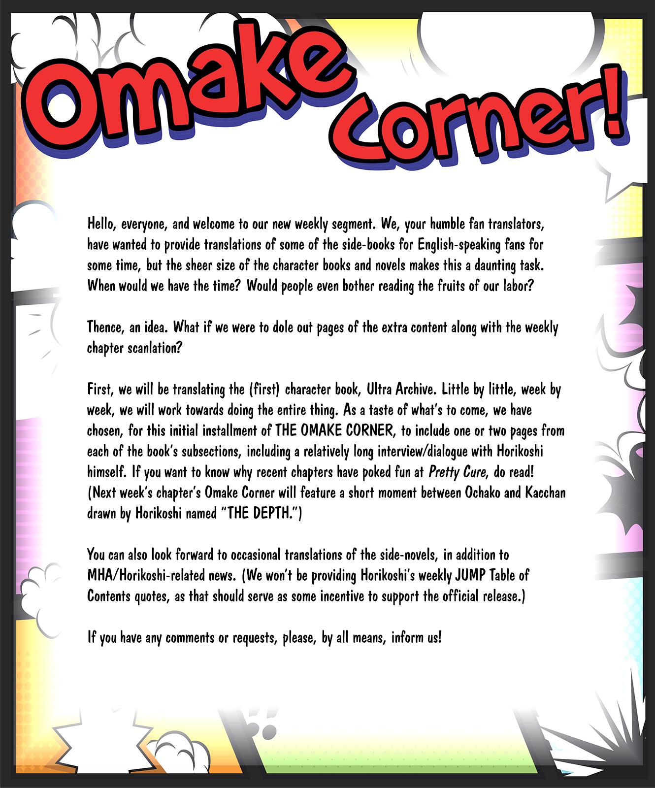 Boku no Hero Academia Chapter 144-15