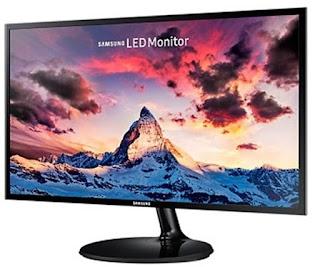 Monitor Samsung 27 Inch Tipe LS27F350FHE