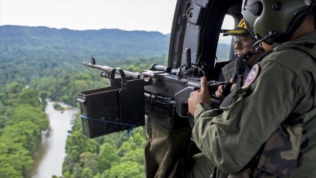Venezuela advierte a Colombia del aumento de narcocultivos