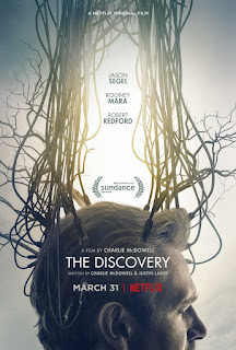 The Discovery Netflix Poster
