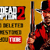 Red Dead Redemption 2 Videos Deleted and Restored by YouTube
