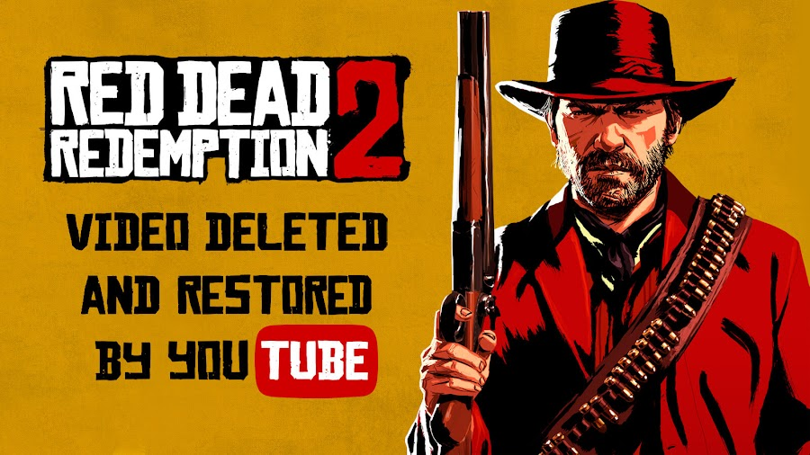 red dead redemption 2 controversial videos youtube