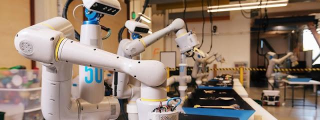 Everyday Robot - Robots erram menos que os humanos