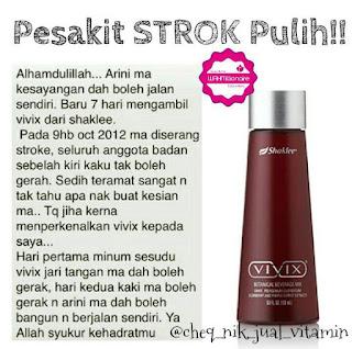 vivix untuk serangan strok