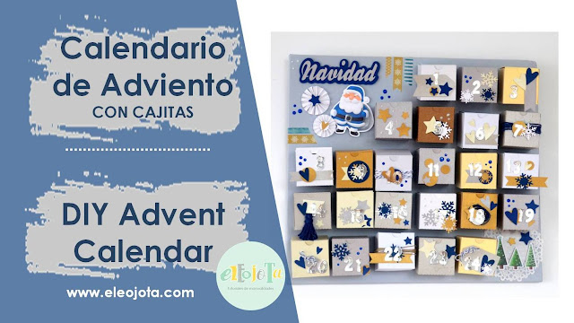 tutorial calendario de adviento