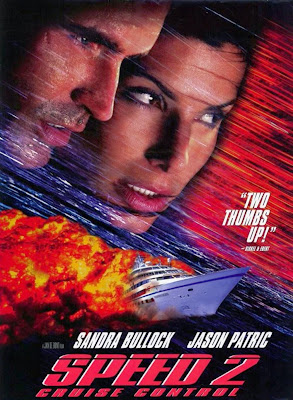 Poster Of Speed 2: Cruise Control 1997 In Hindi Bluray 720P Free Download