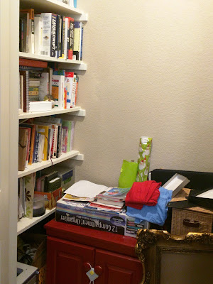 tidying, cleaning, organizing,