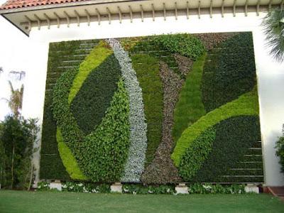 tukang taman vertical garden