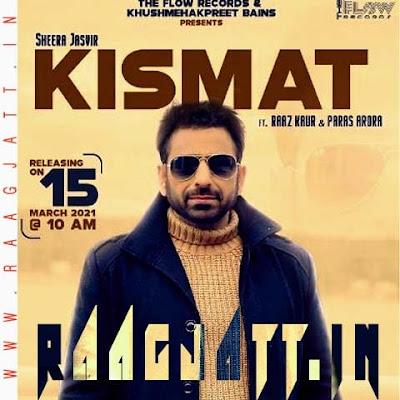 Kismat by Sheera Jasvir lyrics