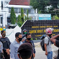 Aparat Keamanan Bubarkan Aksi Tolak Omnibus Law di Kepulauan Selayar