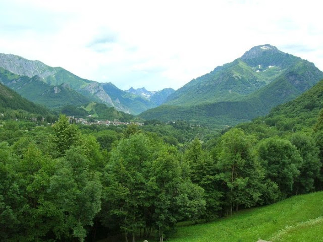 panorama verso Entracque