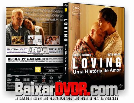 Loving – Uma História de Amor (2017) DVD-R OFICIAL