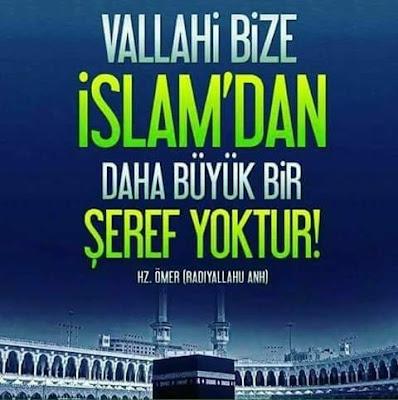 vallahi bize islamdan daha büyük şeref yoktur, Hz Ömer, kabe, mekke, kutsal topraklar, güzel sözler, özlü sözler, anlamlı sözler