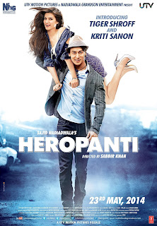 Download Heropanti (2014) Full Movie DVDRip 720p