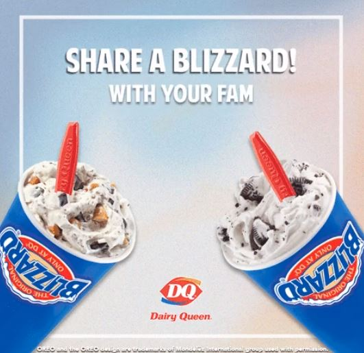 Dq buy one get one free blizzard coupon