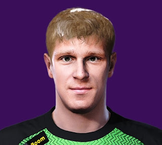 PES 2020 Faces Aleksandr Belenov