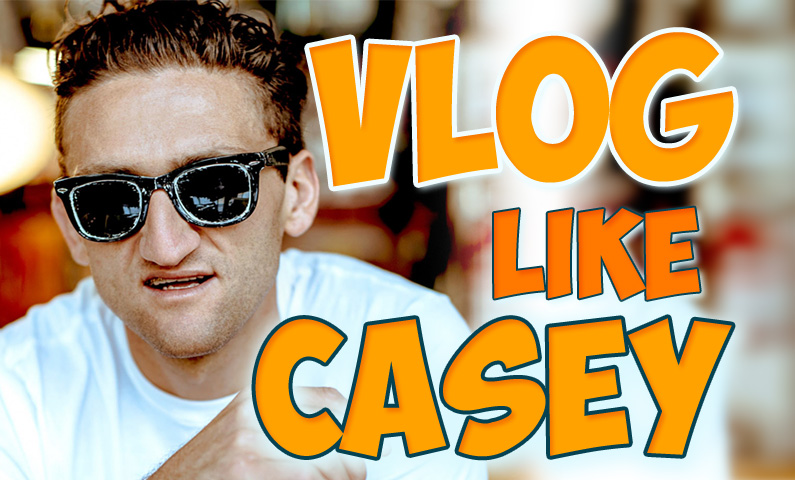 How to Vlog Like Casey Neistat?!