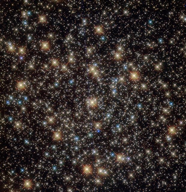 Globular Cluster NGC 3201
