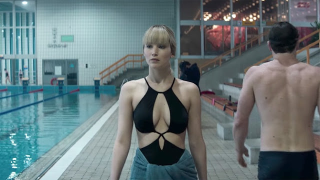 WATCH: The First Teaser for Jennifer Lawrence's Spy Thriller RED SPARROW Soars
