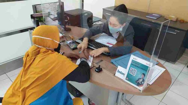 Syarat Dan Cara Mengurus Penggantian Buku Tabungan Dan ATM Bansos Yang Hilang