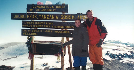 Lesson #9 from Climbing Kilimanjaro: Personal victories are satisfying. Shared victories are sublime