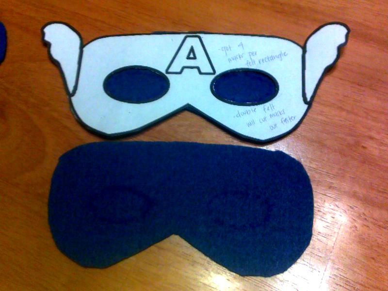 Sunshine and a summer breeze diy avengers masks for Avengers mask template